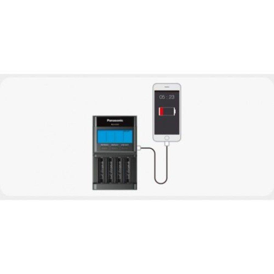 BQ-CC65 High Premium lader met LCD Scherm