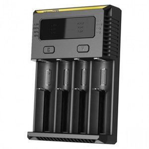 Nitecore New I4 Intellicharge Batterijlader