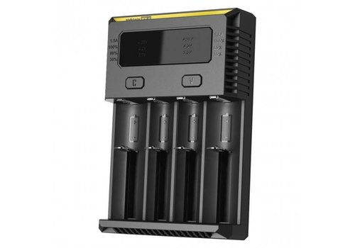 Nitecore I4 New Intellicharge Batterijlader