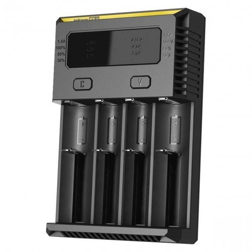 Nitecore I4 New Intellicharge Batterijlader