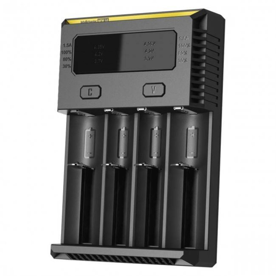 New I4 Intellicharge Batterijlader
