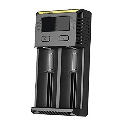 Nitecore Intellicharge I2 Li-Ion Batterijlader