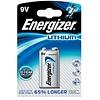 Energizer Ultimate Lithium L522 9V BL1