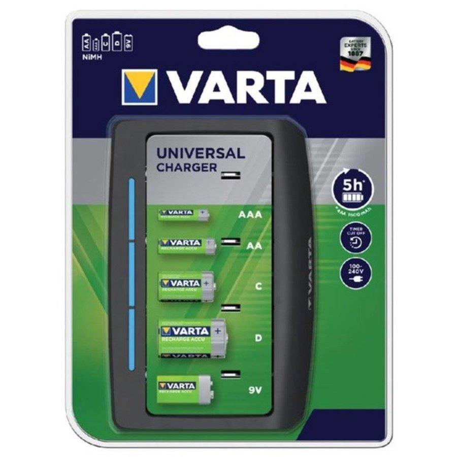 Universele Batterijlader
