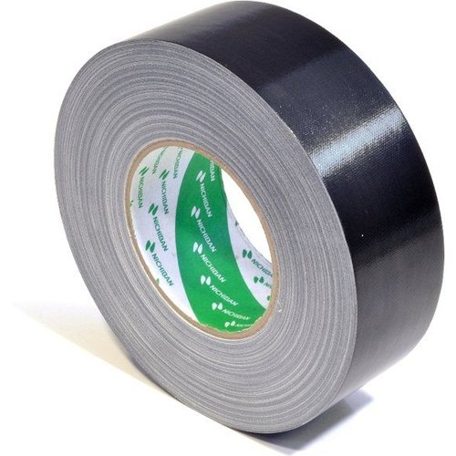 Nichiban Nichiban Tape Gaffa 1200 50mm x 50M Zwart