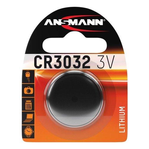 Ansmann Ansmann CR3032 3V Lithium Knoopcel