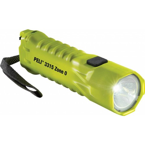 Peli Peli ATEX Zone 0 Led 3315 zaklamp incl. 3 AA batterijen - 138 Lumen