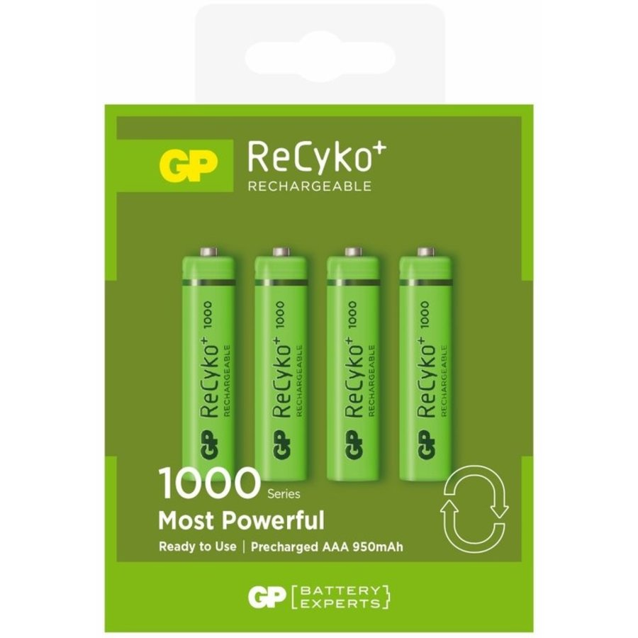 ReCyko+ oplaadbare batterijen 950 mAh BL4