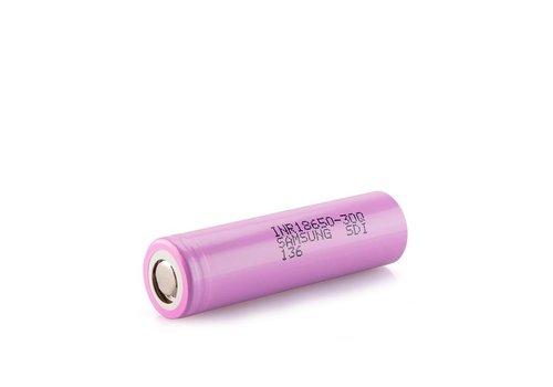 Samsung Li-Ion 18650 INR18650 30Q 15A 3000 mAh - onbeveiligd