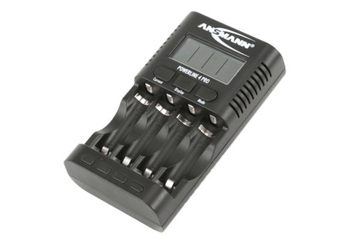 Ansmann Powerline 4 Pro Batterijlader