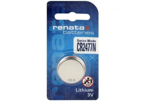 Renata CR2477N Lithium Knoopcell BL1
