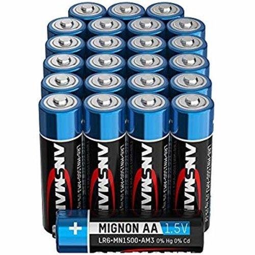 Ansmann Promo AA Alkaline batterij 48-pack