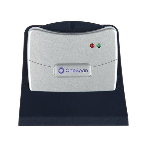 OneSpan (vasco) DIGIPASS 905 eID kaartlezer - rechtopstaand