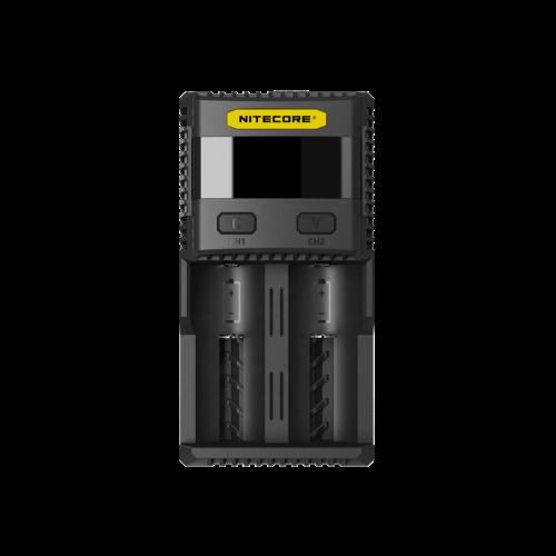 Nitecore SC2 Li-Ion batterijlader