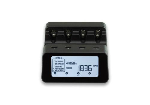 Maha Powerex MH-C9000 PRO Batterijlader / Analyzer