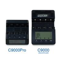 MH-C9000 PRO Batterijlader / Analyzer