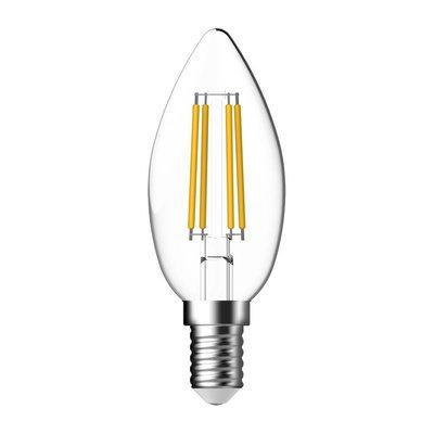 E14 Energetic Kerze Filament LED Lampe - 2,5W - Erestzt 25W