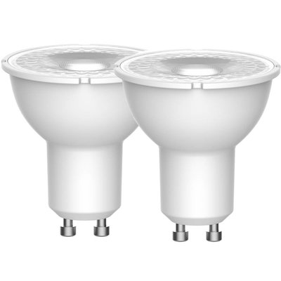 GU10 LED Strahler Energetic 2 Stück- Dimmbar - 4.9 - Erestzt 50W