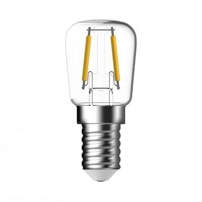 E14 LED Lampe T25 Energetic - 1.2W - Erestzt 15W