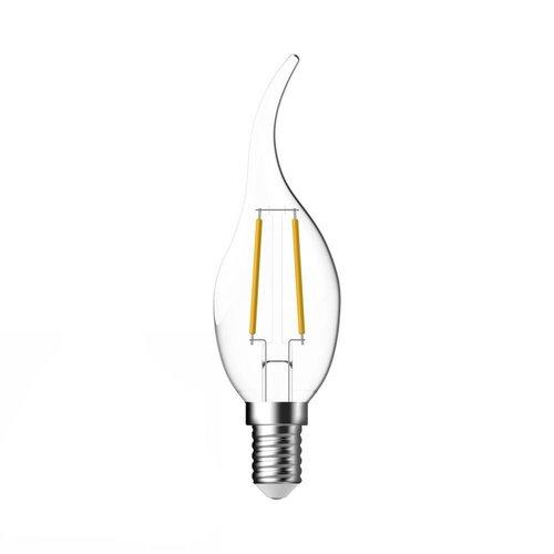 Energetic E14 LED Lampe Kerze Energetic - 2.5W - Erestzt 25W