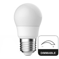 Energetic E27 LED Lampe Dimmbar Energetic - 6W - Ersetzt 40W