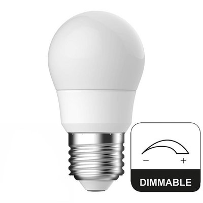 E27 LED Lampe Dimmbar Energetic - 6W - Ersetzt 40W