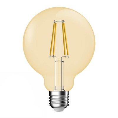 E27 LED Lampe Gold Filament Globe Energetic - 2.8W - Ersetzt 21W