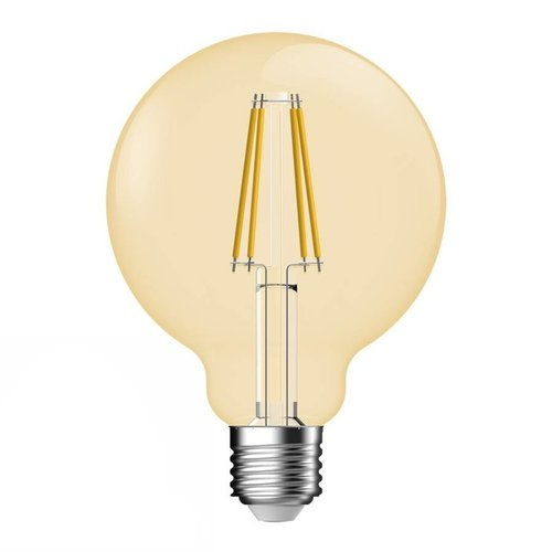 Energetic E27 LED Lampe Gold Filament Globe Energetic - 2.8W - Ersetzt 21W