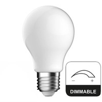 Energetic E27 LED Lampe Dimmbar Full Glass Energetic - 4.5W - Ersetzt 40W