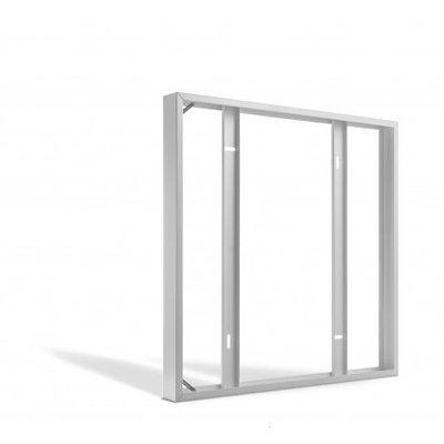 LED Panel Aufbau - Stahl - 60x60