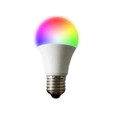 LED E27 Lamp - A60 - 6W - 2700K - RGB