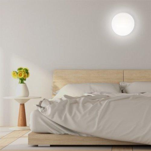 Beleuchtungonline.de LED Deckenleuchte mit Bewegungssensor Premium - 18W - Ø32 CM