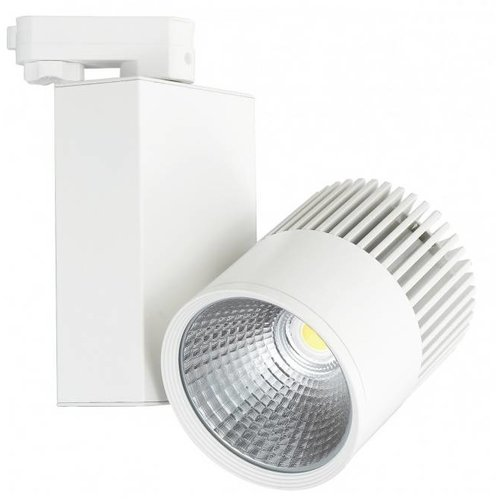 Beleuchtungonline.de LED Railspots - 30W - 2550 Lumen - 3 Fase