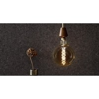 Calex Calex Giant Megaglobe LED Flex - E27 - 200 Lm - Gold - Vintage Lampe
