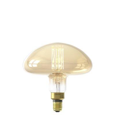 Calex Calgary LED Lampe Gold - E27 - 600 Lm - Gold