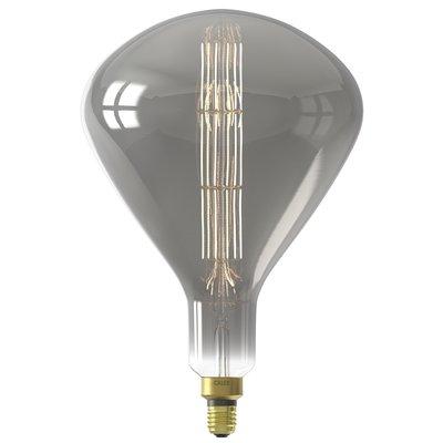 Calex Sydney Globe LED Lampe Ø245 - E27 - 200 Lm - Titan - Vintage Lampe