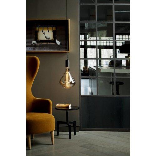 Calex Calex Sydney Globe LED Lampe Ø245 - E27 - 200 Lm - Titan - Vintage Lampe