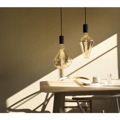 Calex Calex Vienna Globe LED Lampe Ø188 - E27 - 300 Lm - Gold - Vintage Lampe