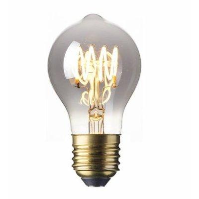 Calex Premium LED Lampe Flexible - E27 - 100 Lm - Titan - Vintage Lampe