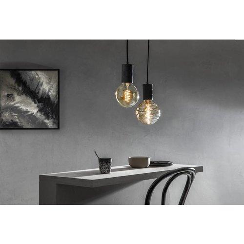 Calex Calex Bilbao LED Lampe Ø150 - E27 - 140 Lumen - Gold - Vintage Lampe