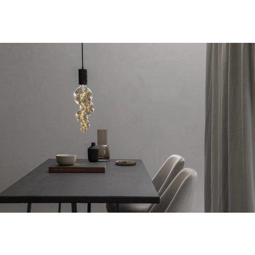 Calex Calex Alicante LED Lampe Ø125 - E27 - 60 Lumen - Gold - Vintage Lampe