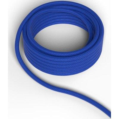 Calex Lampenkabel - Blau - Vintage Lampe