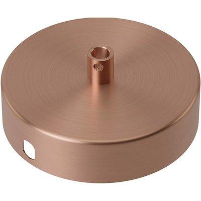 Calex Deckenkappe Kupfer– 1 Schnur - Vintage Lampe