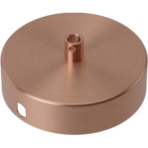 Beleuchtungonline.de Calex Deckenkappe Kupfer– 1 Schnur - Vintage Lampe