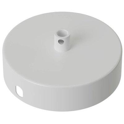 Calex Deckenkappe Weiß  – 1 Schnur - Vintage Lampe