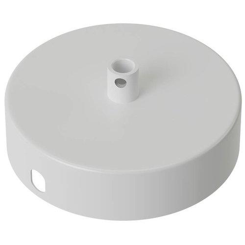 Beleuchtungonline.de Calex Deckenkappe Weiß  – 1 Schnur - Vintage Lampe
