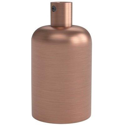 Calex Lampenhalter E27 – Ø42mm – H63mm - Kupfer - Vintage Lampe