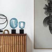 Beleuchtungonline.de Calex Lampenfassung E27 - Lampenfassung mit Stecker - Schwarz