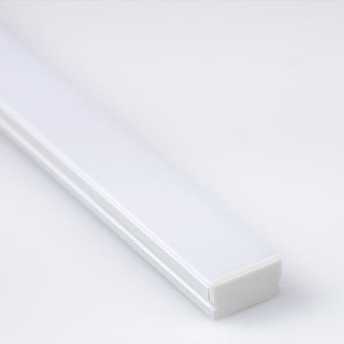 Beleuchtungonline.de Aluminiumprofil für Treppenbeleuchtung von 15 Stufen
