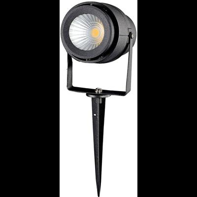 LED Gartenstrahler 12W - IP65 - 720 Lumen - 3000K - Integrierte LED